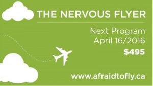 Nervous Flyer Group April 16, 2016